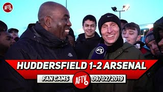 Huddersfield 1-2 Arsenal | Iwobi Sums Up The Whole Team, Frustrating! (Lee Judges)