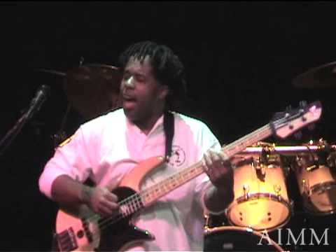 Victor Wooten clinic at AIMM