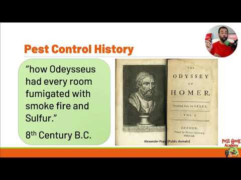 Pest Geek Academy 1 1 Introduction To Pest Control History Of Pesticides Demo