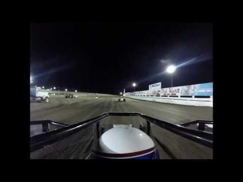 Route 66 Motor Speedway Southwest Championship 2016 Kyle Willingham cam Vintage cars