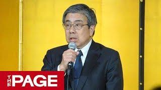 大阪府知事選、元副知事の小西氏が出馬表明 ダブル選へ自民が擁立(2019年3月11日)