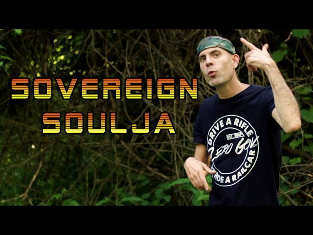 SOVEREIGN SOULJA - BLOODED THE BRAVE