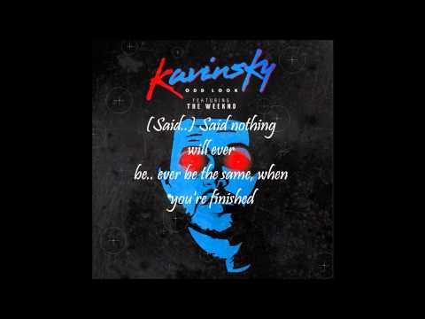 Kavinsky, Odd Look ft. The Weeknd Lyrics