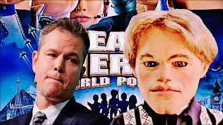 Matt Damon On Team America : World Police