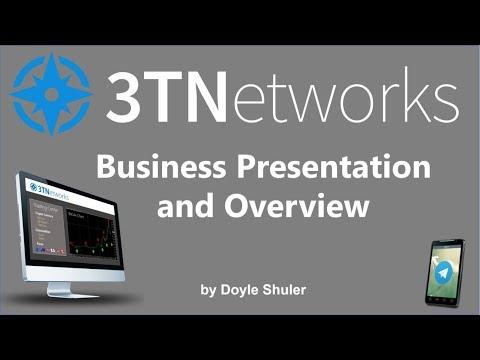 3TNetworks Business Presentation