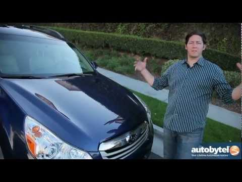 2012 Subaru Outback Test Drive & Car Review
