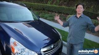 2012 Subaru Outback Test Drive & Car Review