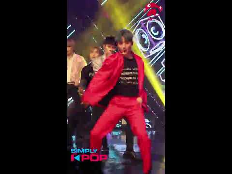 [Fancam/직캠] Inho(인호) _ IN2IT(인투잇) _ Sorry for my English _ Simply K-Pop _ 081018