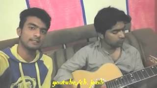 Jahan dekhun #guitar cover
