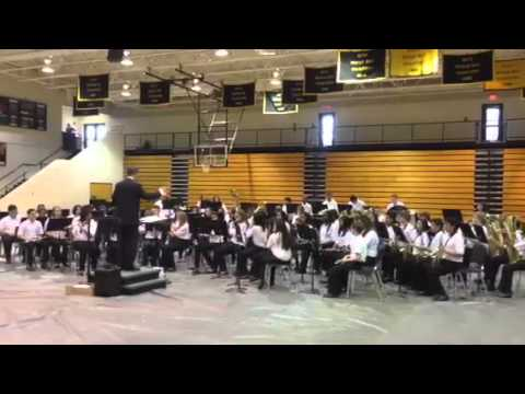 East Hall Middle School 7th grade Band