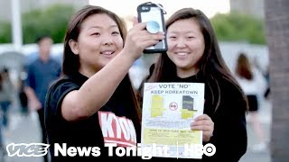 Koreatown Stands Up In Face Of Proposed Neighborhood Council Split (HBO)
