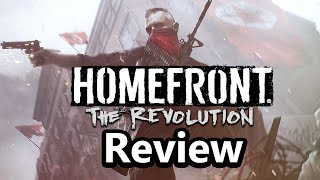 Homefront: The Revolution Review (Video Game Video Review)