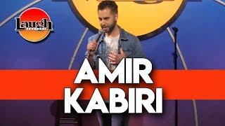 Amir Kabiri | Online Love | Laugh Factory Stand Up Comedy