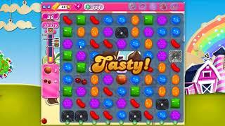 Candy Crush Saga - Level 124