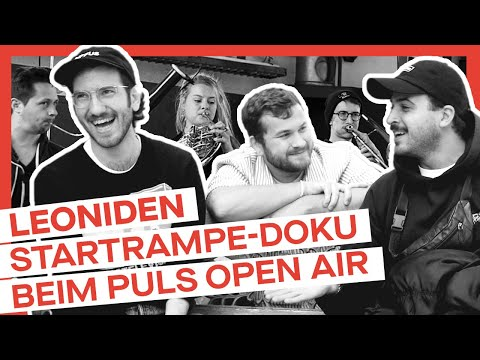 Leoniden: Konzert mit Orchester beim PULS Open Air 2019 || Startrampe