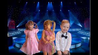 Дети круто танцуют!