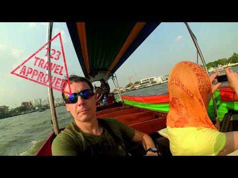 TRAVEL123. Путешествие Таиланд, Лаос и Вьетнам. Март 2017