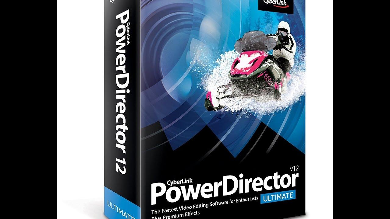 powerdirector 12 ultimate suite keygen