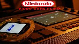 Sampling More Nintendo Video Games - Akai MPC Live 2 - Beat Making