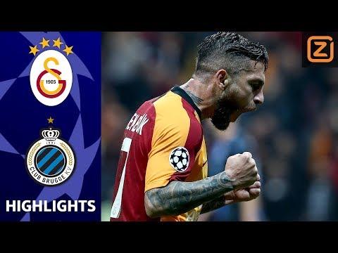 TWEE OLIEDOMME RODE KAARTEN | Galatasaray vs Club Brugge | Champions League 2019