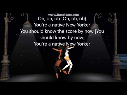 Native New Yorker lyrics - Odyssey (Extended Disco Remix)