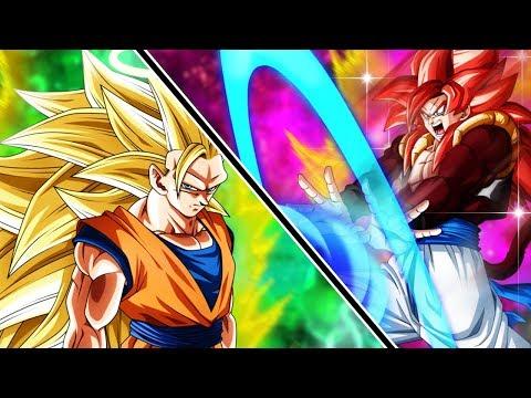 150% TEAM vs 120% TEAM RESTRICTED DOKKAN RACE! Rhymestyle vs Nanogenix! Dragon Ball Z Dokkan Battle