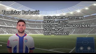 tomislav barbaric promo 2017