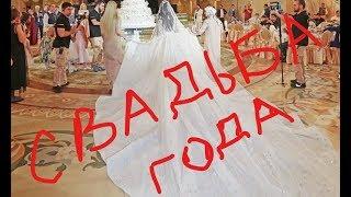 Племянницу Джабраилова выдали замуж с 32 чемоданами приданного