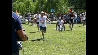 Triatlon de la pera 2013.-