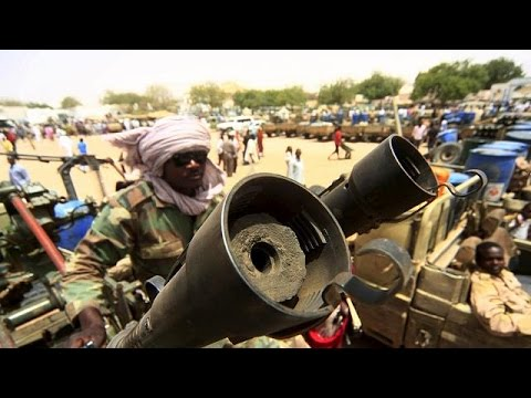 Sudan army and rebels clash in Kordofan