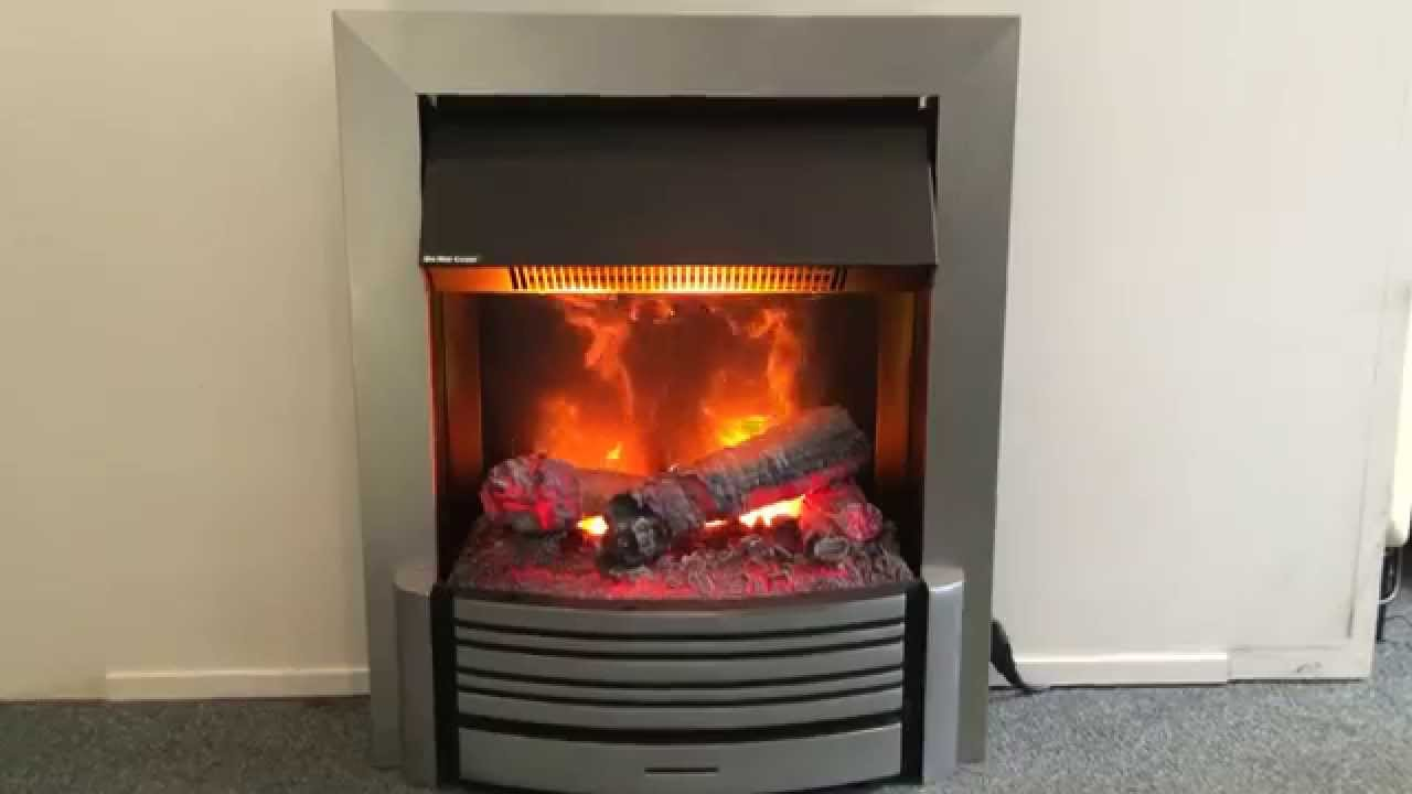 dimplex sacramento electric fire youtube