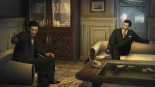 Mafia 2 - Mission 10-1 Gameplay HD