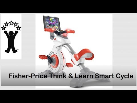 Fisher-Price Think & Learn Smart Cycle (Holiday 2017 Edition)