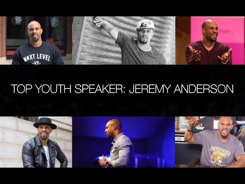 Top Youth Motivational Speaker | Jeremy Anderson