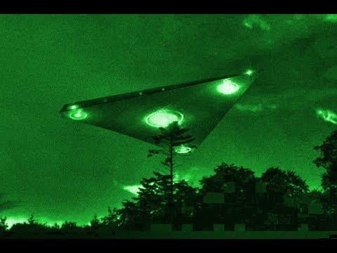 Мы сняли НЛО/Черный ТРЕУГОЛЬНИК в секретной зоне /Часть 3