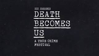 True Crime DC event promo vid