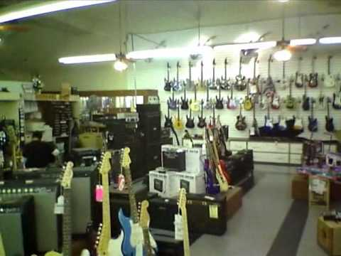 Chicago Music Store Tour Part 1