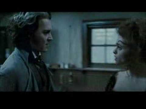 johnny depp singing in sweeney todd youtube. Black Bedroom Furniture Sets. Home Design Ideas