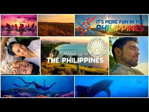 Wake up in the  Philippines: Philippines Tourism Ads 2020
