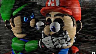 LA VENGANZA de LUIGI - Five Nights at Mario's - 3D Remastered *Noche 4* (FNAF Game)