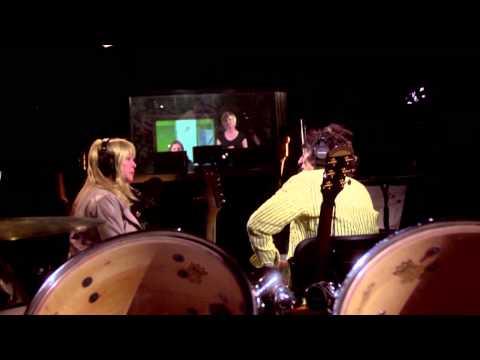 Ronnie Wood and Pattie Boyd on Delaney & Bonnie