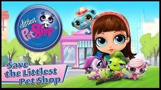 Littles Pet Shop - Süße kleine Tiere mit dickem Kopf - Deutsch/HD