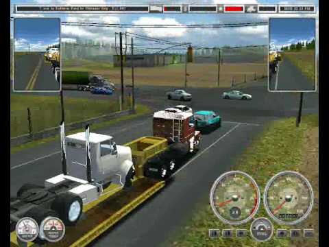 o jogo 18 wheels of steel convoy gratis