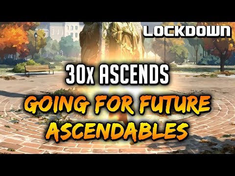 TWD RTS: 30x Ascends - The Walking Dead: Road to Survival