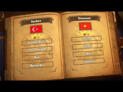 TUR vs VNM - HGG 2017