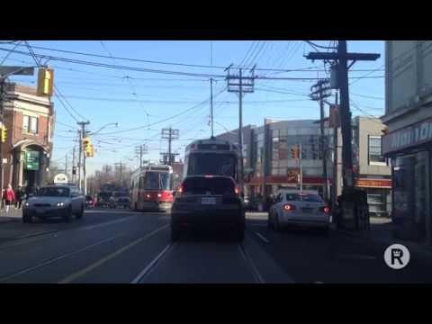 Ryeberg Home Movie HD: Dundas-Ossington-Queen, Toronto