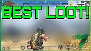 FIND THE BEST LOOT! | RULES OF SURVIVAL