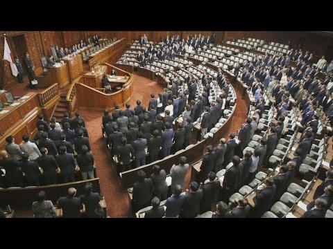 安保法案が衆院通過 与党強行、与野党攻防は参院に
