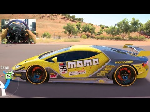 Forza Horizon 3 GoPro DONT BRAKE Challenge!! 1550hp Lamborghini Centenario