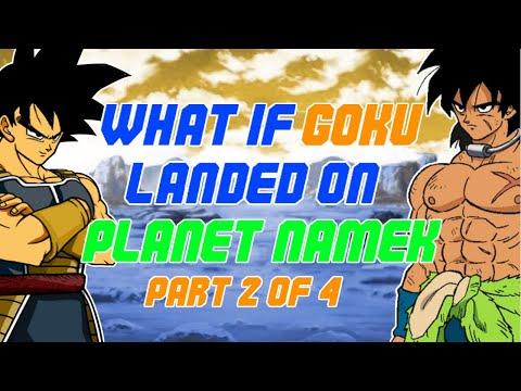 What If Goku Landed On Namek? Part 2